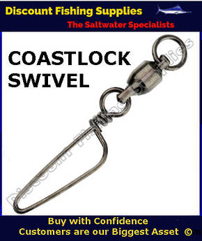 Coastlock Swivel #8