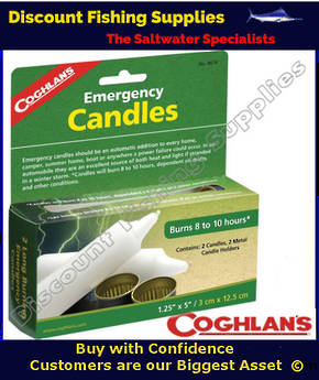 Coghlans Emergency Candles