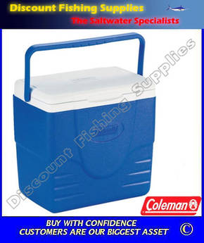 Coleman 15L Cooler Excursion Blue