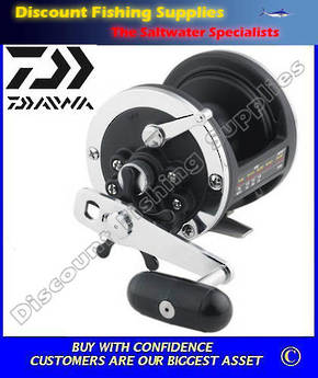 Daiwa Sealine 300H Conventional Reel