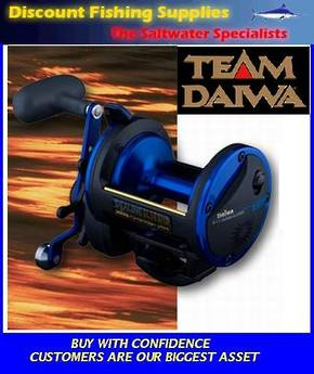 Daiwa Sealine SL20SHB High Speed Reel