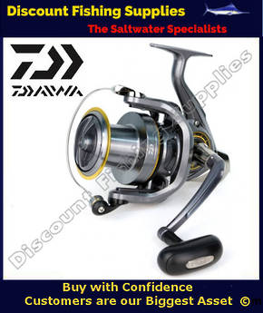Daiwa Shorecast 6000B Surf Reel