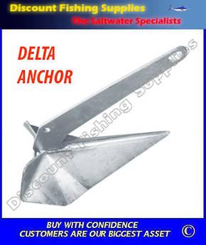 Delta Anchor 8kg