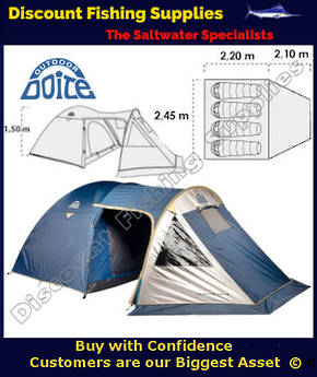 DOITE LLAIMA XR 4 TENT - Sleeps 4