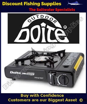DOITE PRAGMA 9152 GAS RANGE Single Burner Gas Stove