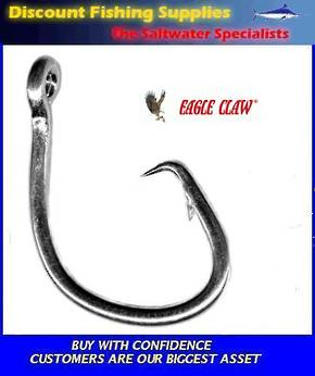 Eagle Claw Tuna Circle Hook 17/0