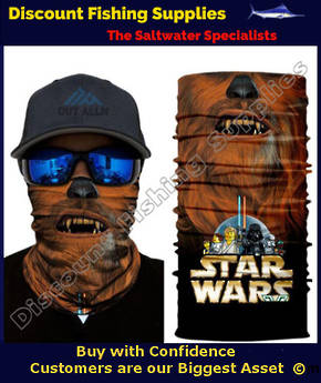 Face Shield - Chewbacca