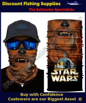 Face Shield - Chewbacca