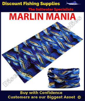 Face Shield - Marlin Mania