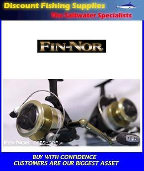 FIN-NOR Offshore OFS85 Spin Reel
