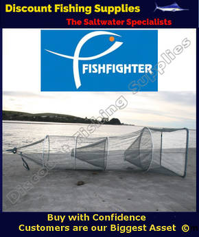 Fishfighter Sock Net 2 Trap WhiteBait Setnet