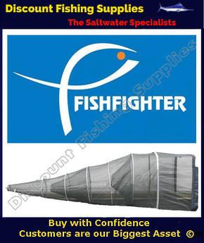 Fishfighter Deluxe Socknet 2 Trap WhiteBait Socknet