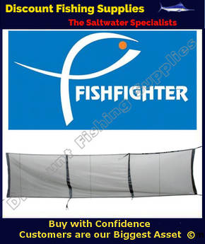 Fishfighter Standard Whitebait Screen 2.85m