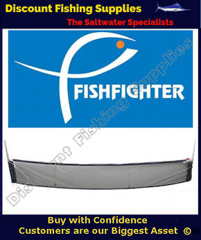 Fishfighter Whitebait Drag Net with Poles