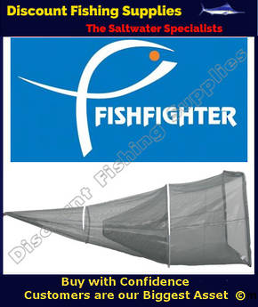 Fishfighter Sock Net 3 Ring WhiteBait Setnet