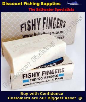 Fishy Fingers Soap - Odor Killer