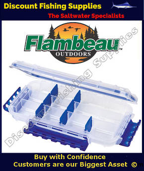 Flambeau Ultimate Tuff-Tainer 3000 Series