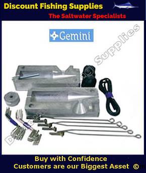 Gemini Sinker System (Surf Sinkers)