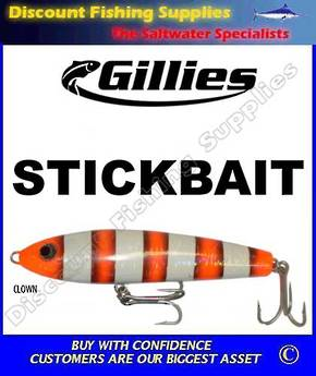 Gillies Stickbait - Clown 20cm