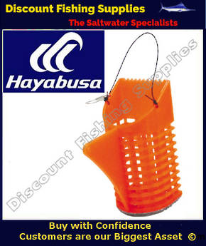 HAYABUSA EASY SCOOP, SABIKI BERLEY MINI BASKET