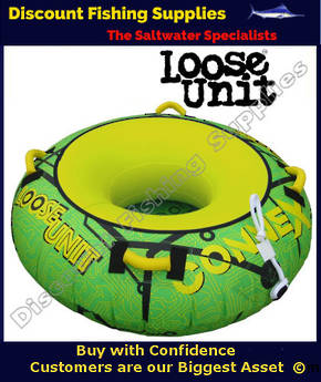 Loose Unit Connex - Tow Tube - Inflatable Ski Tube