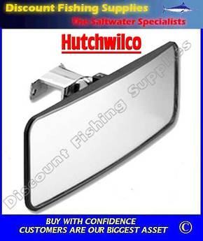 Hutchwilco Ski Mirror - Wideview