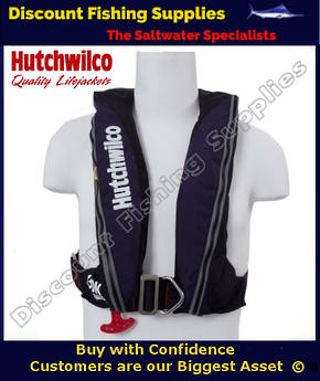 Hutchwilco Super Comfort Inflatable Lifejacket - Automatic