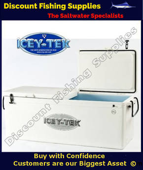 ICEY-TEK Chilly Bin 115ltre - SPLIT LID