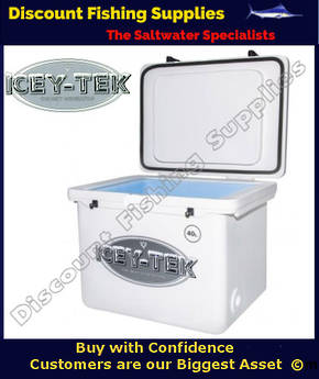 ICEY-TEK Chilly Bin 40ltre