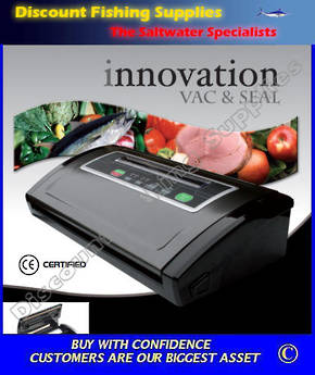 Innovation Vac and Seal Vacuum Sealer