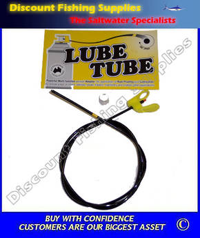 INOX Lube Tube