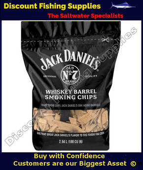 Jack Daniels Woodchips -180CU IN