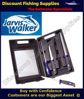 Jarvis Walker Pro Fillet Set