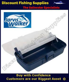 Jarvis Walker 1 Tray Tackle Box