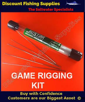 Jigstar Rigging Needles Game Kit - 5 Needles