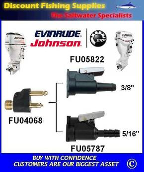 Johnson / Evinrude Male Tank fitting (FU04068)