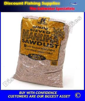 Kilwell Manuka Sawdust 1.6L (Approx 0.5kg)