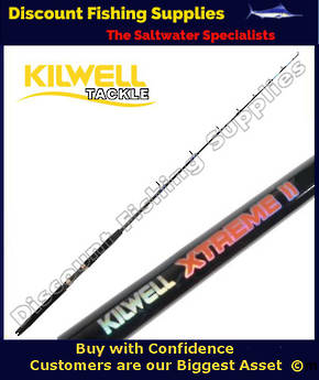 Kilwell Extreme 2 Trout Troller Rod 6-10kg 5'6""
