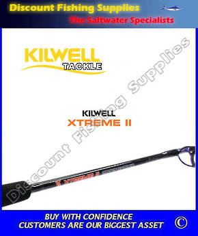 Kilwell Extreme ll Trout Harler Rod