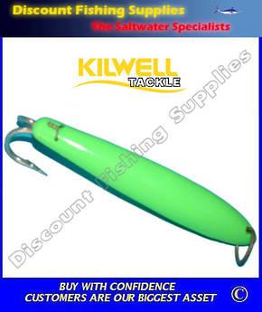"Kilwell Kahawai Lure Green 6"""