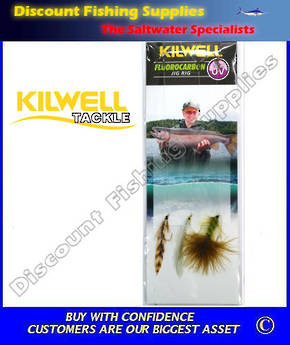 Kilwell Freshwater Jig Rig Mix 2