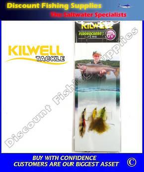 Kilwell Freshwater Jig Rig Mix 4