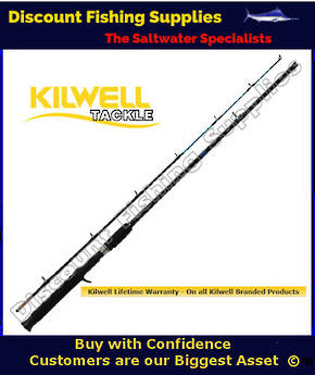 Kilwell Extreme II Trout Jigging Rod