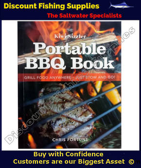 The Kiwi Sizzler Portable BBQ Book