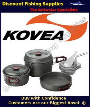 Kovea hard 2.3 Hard Cookware System