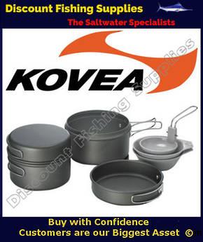 Kovea Cookware Solo 2 Hard Cookware System
