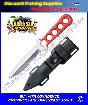 Land And Sea Fancy Dive Knife