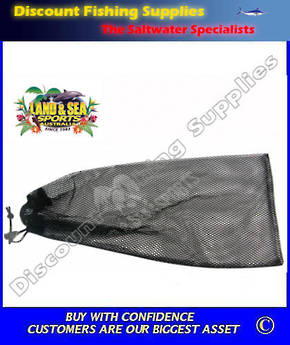 LAND & SEA SNORKELLING MESH BAG