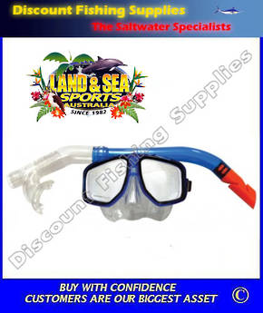 Land and Sea Atoll Mask and snorkelling Set