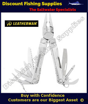 Leatherman Knifeless Rebar Multitool